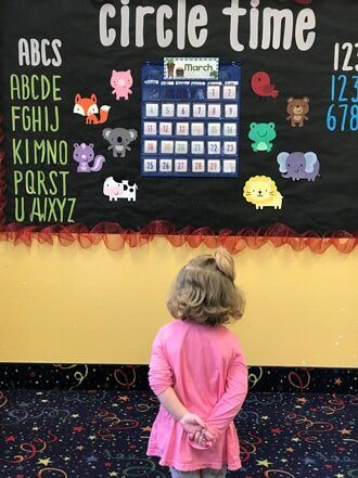 Infant and Toddler learning programs