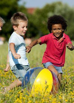 kids at summer programs